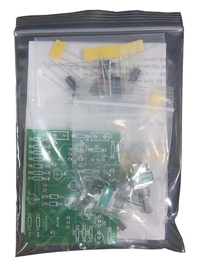 3pdt Scrambler guitar pedal Fuzz Distortion DIY PCB Kit