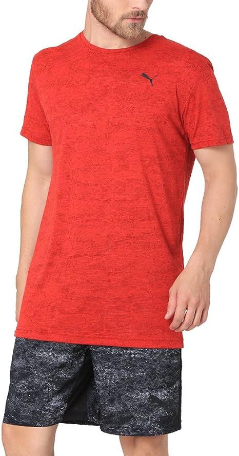 Puma Drirelease Graphic tee Camiseta, Hombre: Amazon.es: Ropa y ...