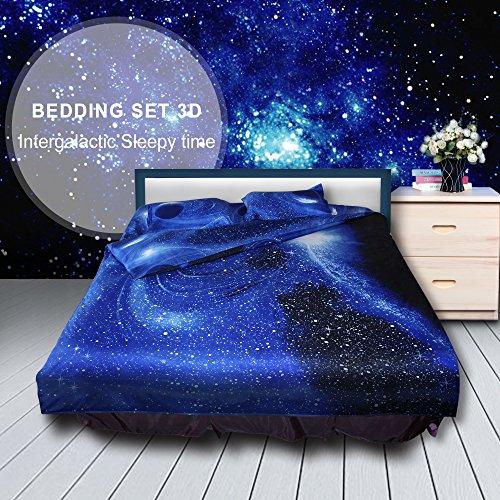 3d space bed set - 2