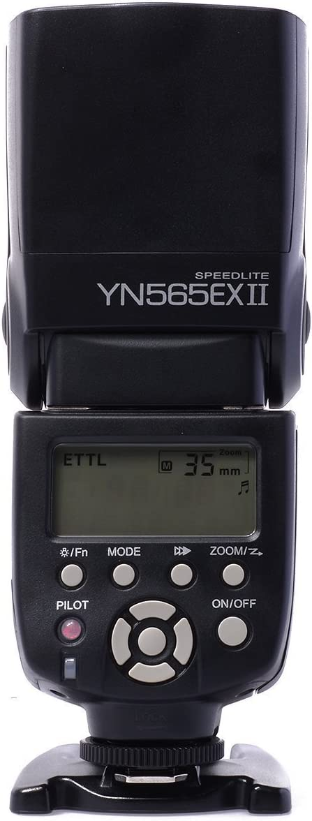 YongNuo YN-565EX II/C ETTL Wireless Flash Speedlite for Canon