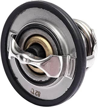 Aintier 12622410 143-0839 Thermostat Housing Kit Assembly Fit for 2002-2005 Chevrolet Cavalier,2004-2005 Chevrolet Classic,2005-2010 Chevrolet Cobalt,2007-2010 Chevrolet HHR Engine Coolant Housing