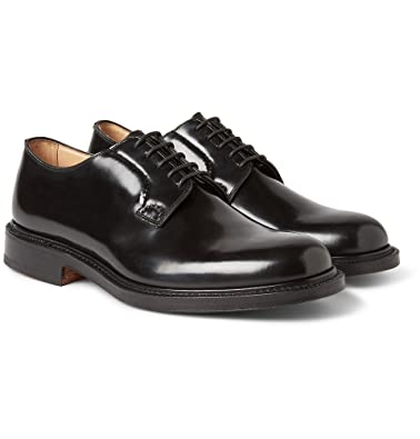 Church's Shannon leather derby shoes WDlD5ycHN1