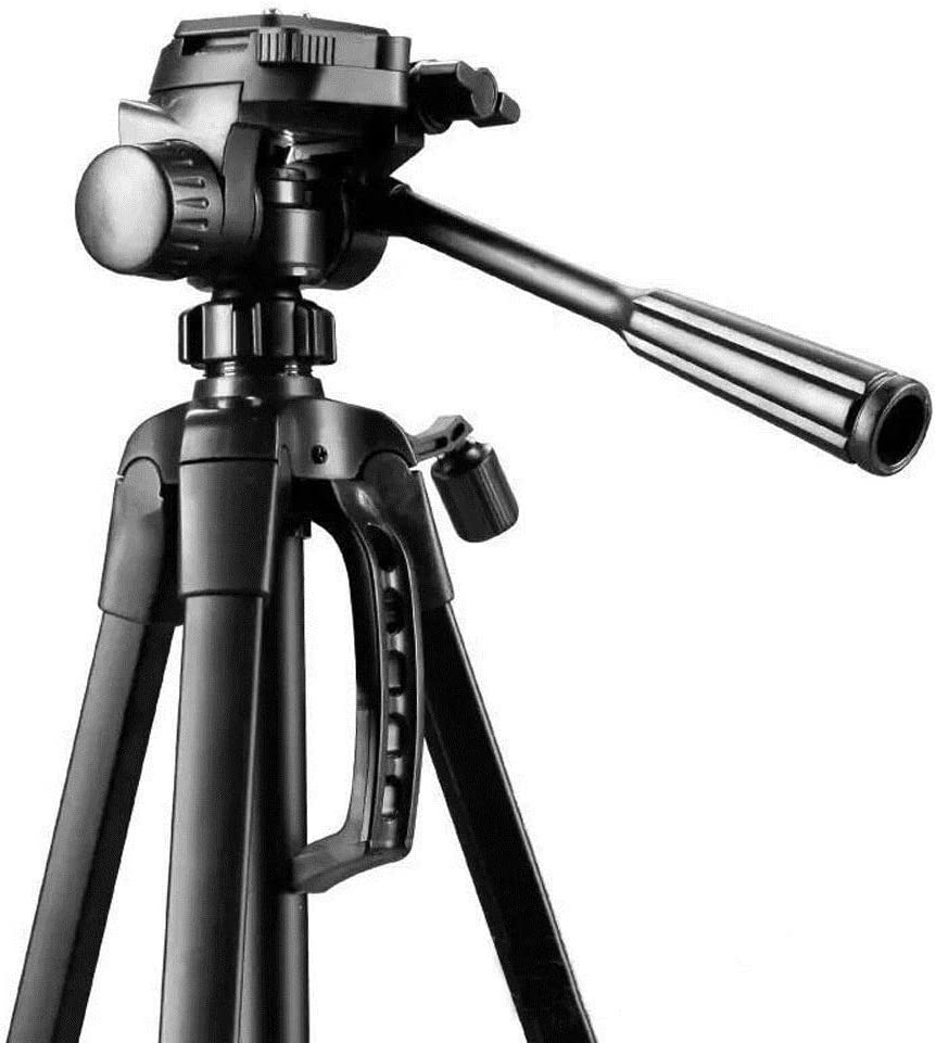 Color : Black, Size : One Size LIUFENGLONG Portable Tripod Travel Outdoor Aluminum Alloy Foldable Protable Photography Tripod for Camera DV Photography Tripod Units