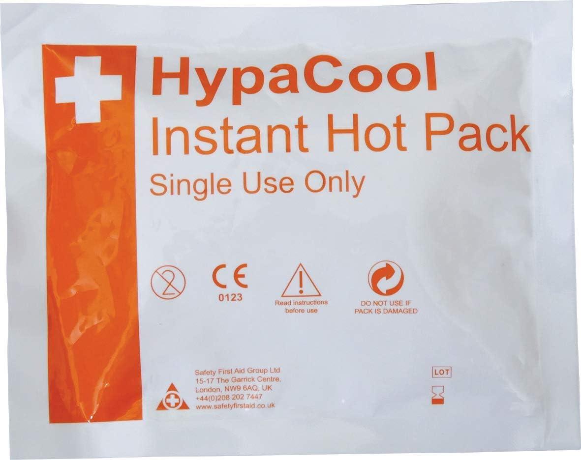 HypaCool Instant Hot Pack - Bolsa de calor instantáneo: Amazon.es ...
