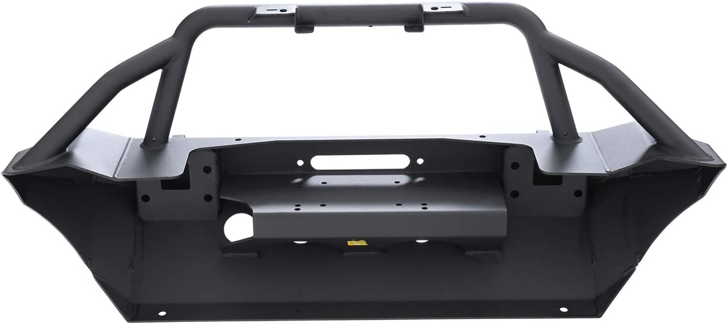 Smittybilt 77806 XRC GEN1 Front Bumper for Jeep JL and JT
