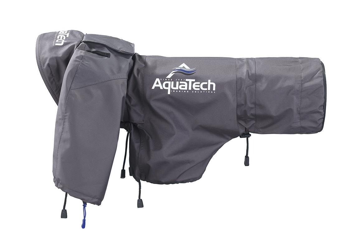 AquaTech SSRC Large Sport Shield Rain Cover for DLSR Cameras by AquaTech