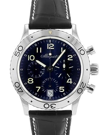 36c8a08251 [ブレゲ] 腕時計 BREGUET 3820BB/E2/9W6 タイプXX トランスアトランティック K18WG/