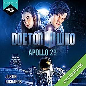 Doctor Who : Apollo 23 (édition française) | Livre audio