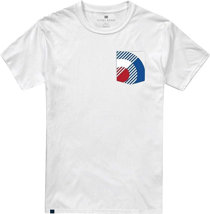 Putney Bridge Bauhaus Camiseta para Hombre