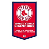2Love Boston Red Sox 9-Time World Series Champions Banner Flag 30