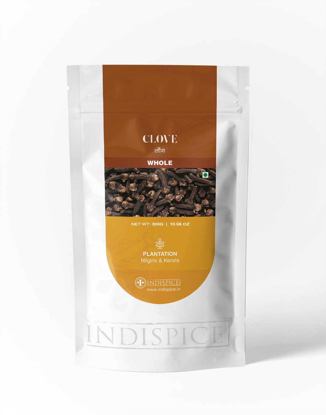 IndiSpice Indian Clove Buds (Lavang) | Sourced From Finest Plantations Of India (10.58Oz)