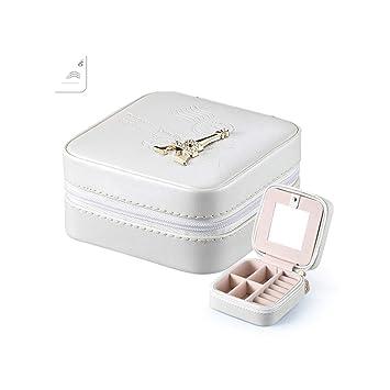 4d2c09eeeb76 Amazon.com: Ubiquity-Shop Travel Jewelry Organizer Box Cosmetic ...