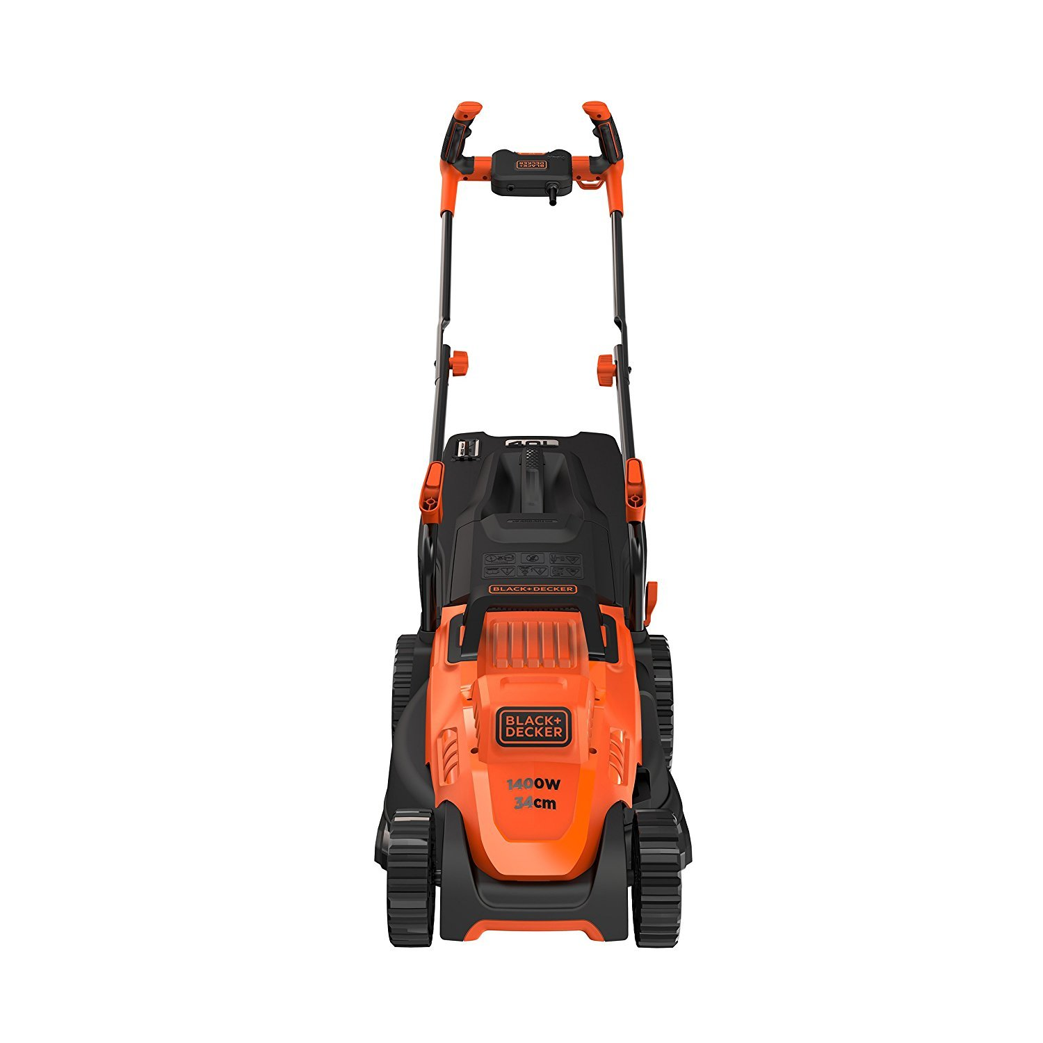 Black+Decker BEMW461BH-QS Cortacésped, 1400 W: Amazon.es ...