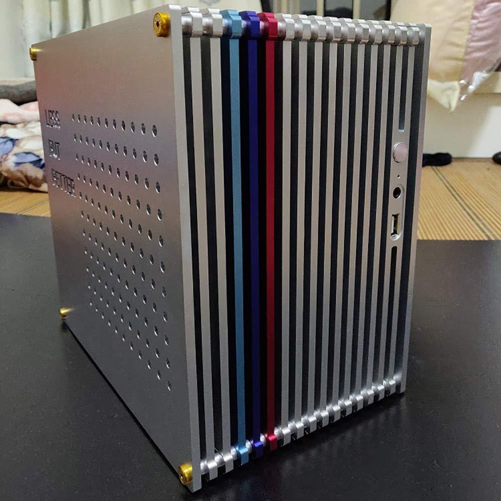 公式の  テストベンチ コンピューターフレーム シャーシ Zcooi Scv2 ITX B07PTYCFH3 Mod シャーシ コンピューターケース B07PTYCFH3 with with LED screen, ソムリエ@ギフト:5e109a12 --- arianechie.dominiotemporario.com