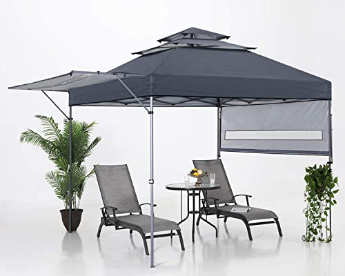 ABCCANOPY 10×10 Pop up Gazebo Canopy 3-Tier Instant Canopy