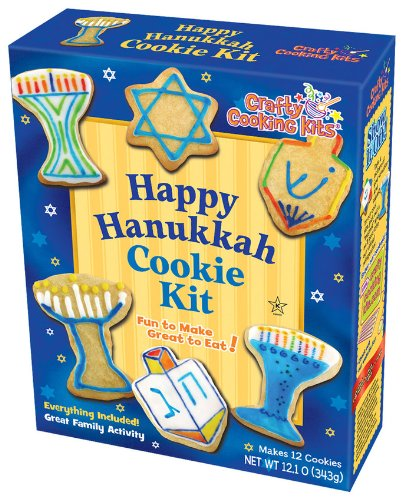 Happy Hanukkah Cookie Kit