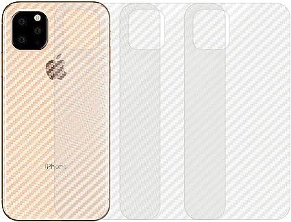 Qichenlu 4 Stück Rückseite Folie Kompatibel Mit Iphone Elektronik