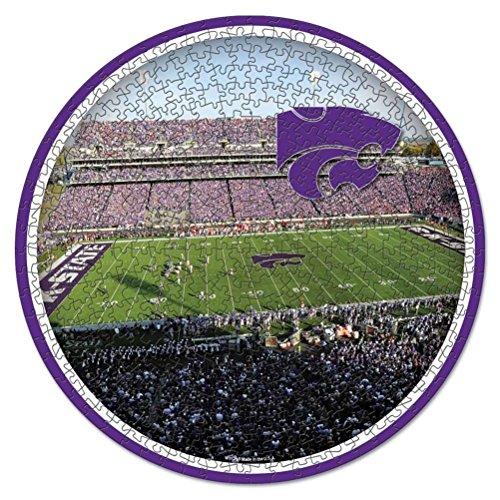 Kansas State Wildcats 500 Piece Stadium Puzzle