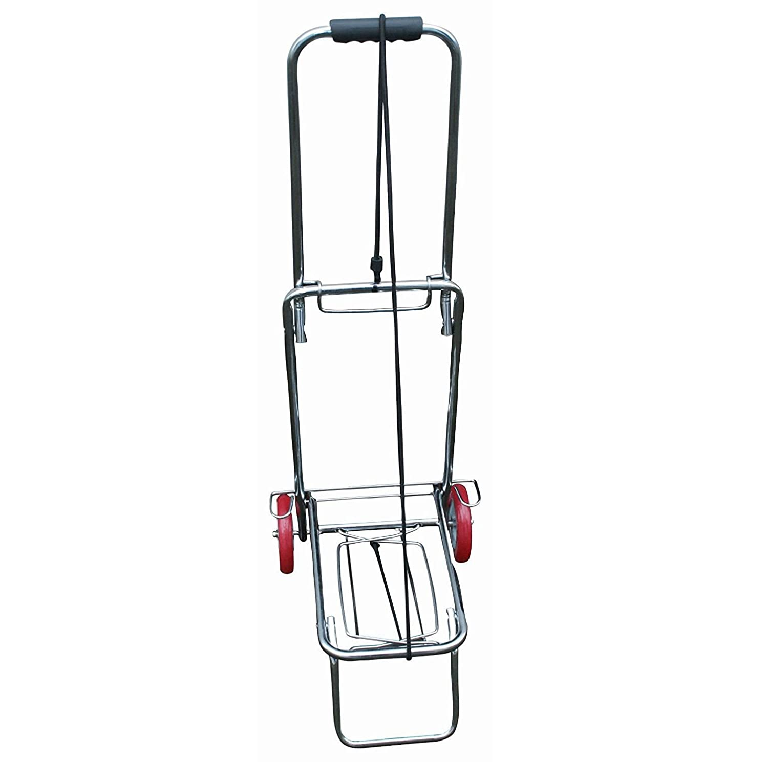 TROLLEY FOLDING SACK TRUCK LUGGAGE SUITCASE CAMPING FESTIVAL WAREHOUSE CART PDL