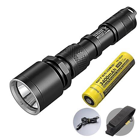 Amazon.com: Nitecore MH25GT - Linterna con luz LED ...