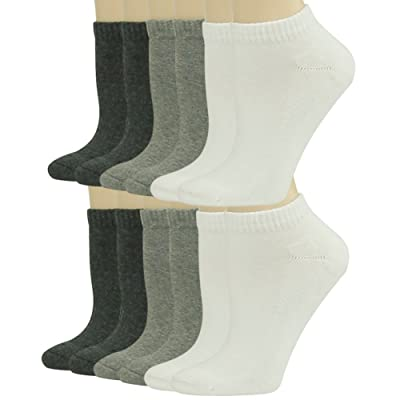 3street Men's Women's Comfortable Low Cut Running Ankle Socks
