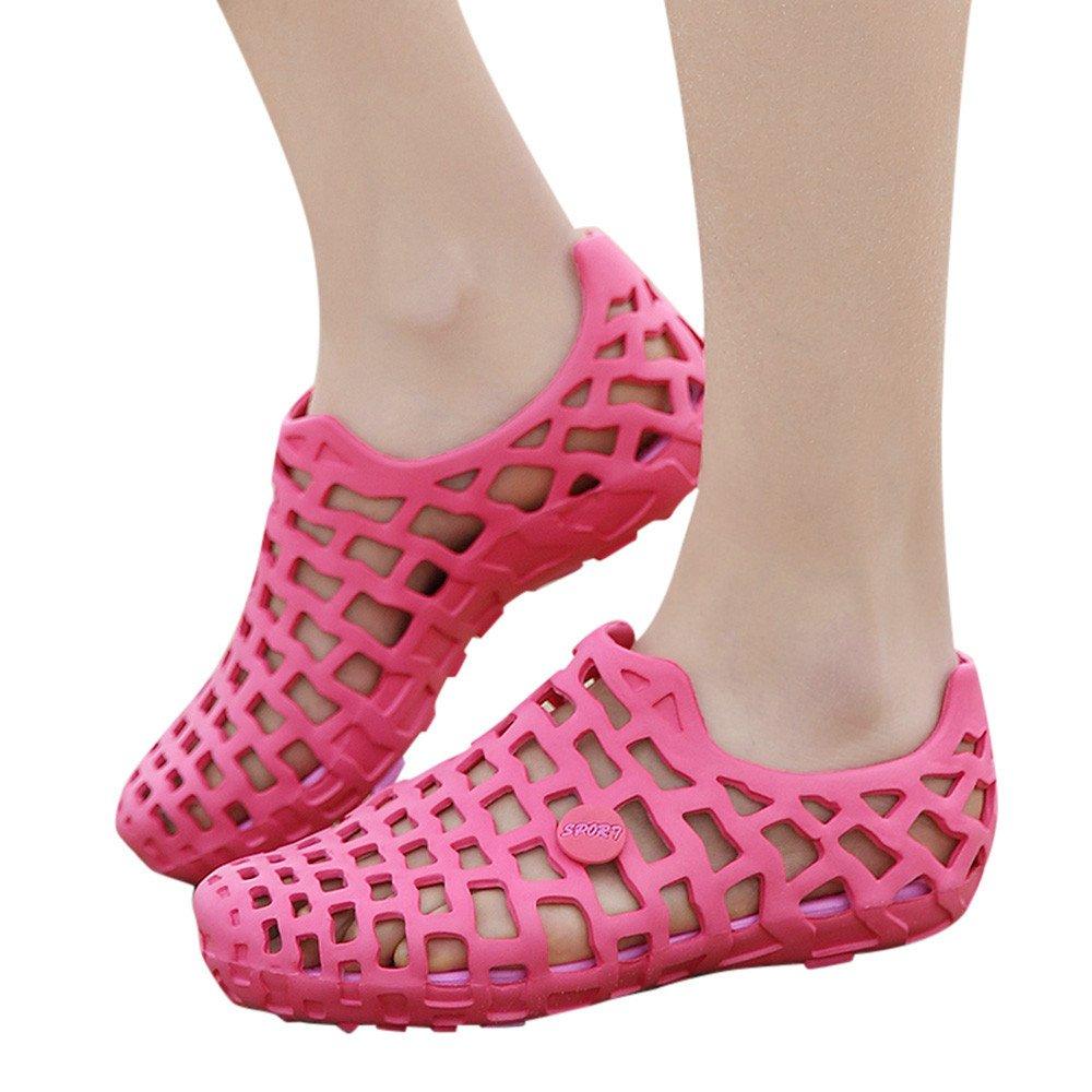 Lurryly❤Men Women's Classic Casual Shoes Couple Beach Sandal Flip Flops Shoes ✿ ✿ ---------------------------✿ ✿