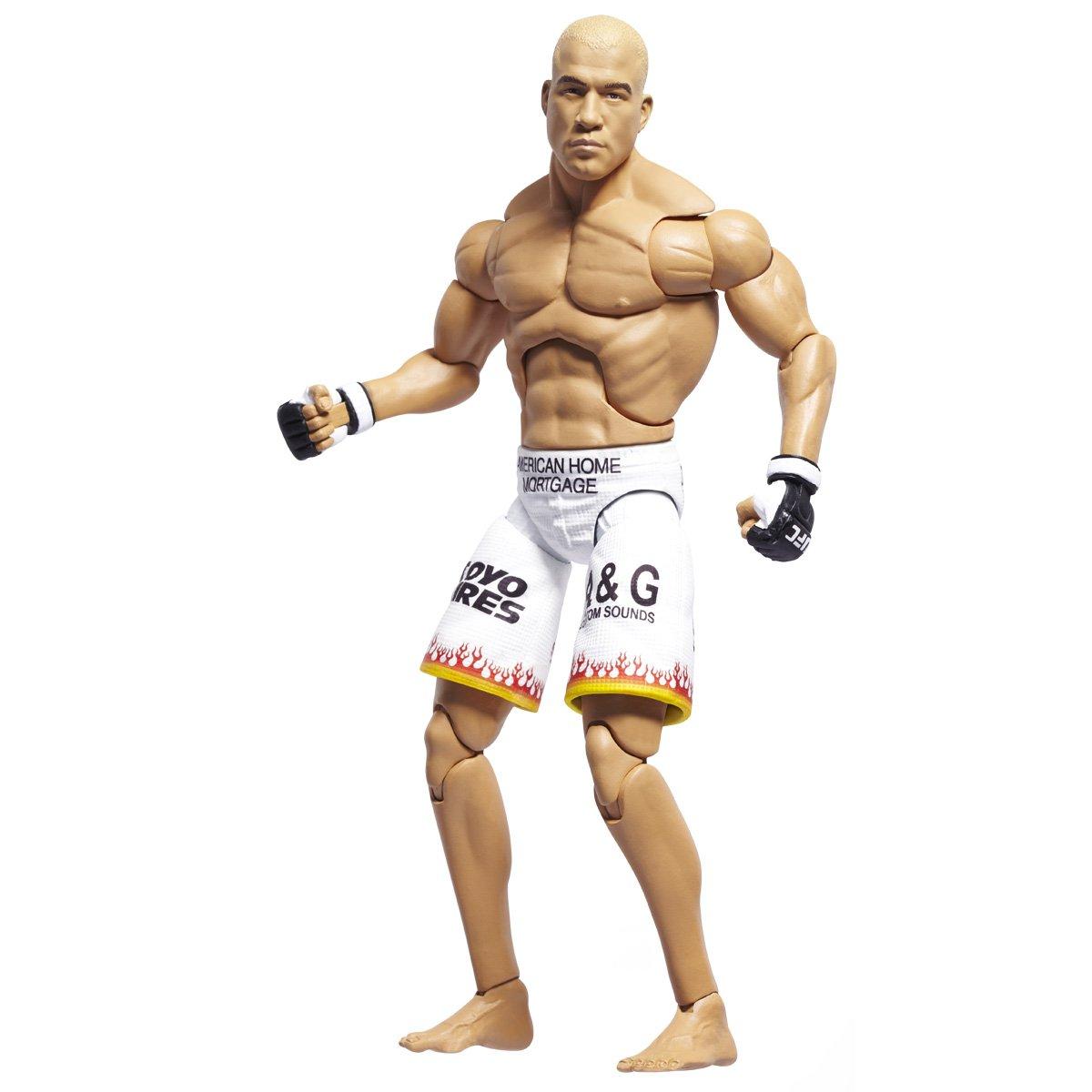 Deluxe UFC Figures #6 Tito Ortiz 04047