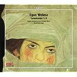 Egon Wellesz: Symphonies 1-9 (Complete)