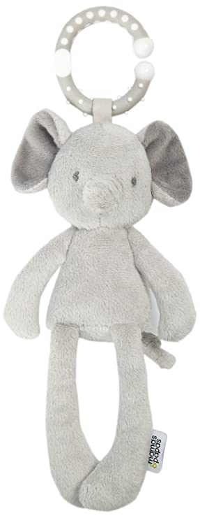 Neutral Mamas /& Papas My First Bunny Linkie Soft Toy