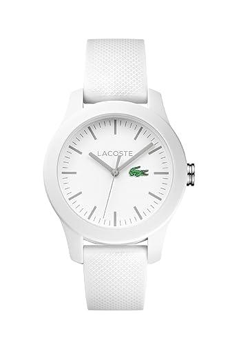 Lacoste 2000954 Lacoste.12.12 Lady - Reloj analógico de pulsera para mujer: Lacoste: Amazon.es: Relojes