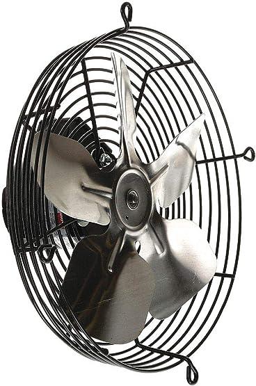 Exhaust Fan, 10 In, 115V, 615 CFM