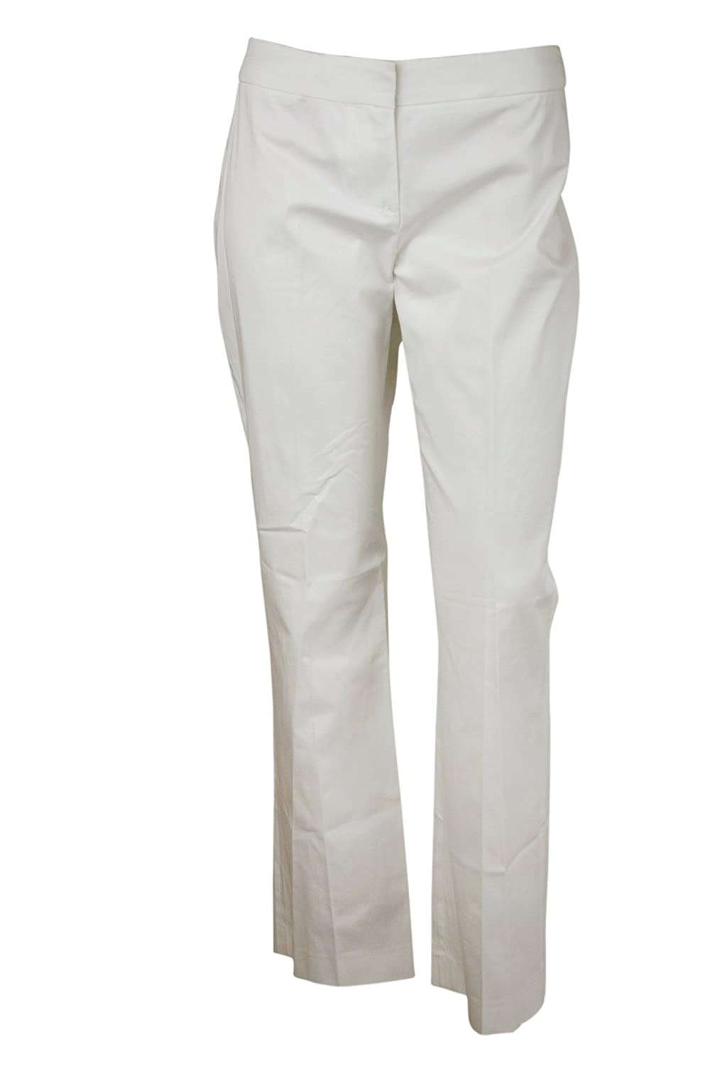 Derek Lam Womens Cropped Straight Leg Dress Pants