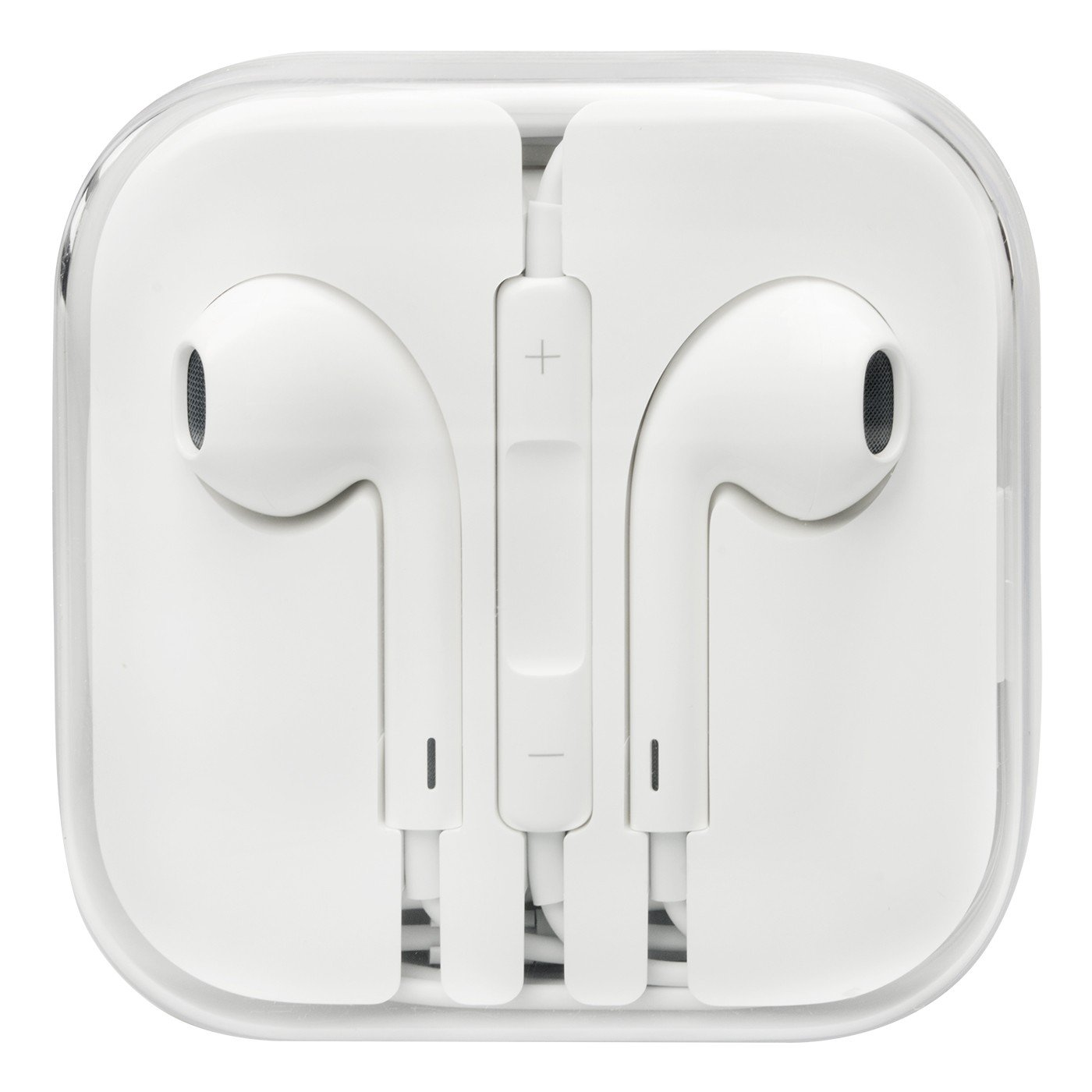 Apple EarPods - Auriculares in-ear (con micrófono, control remoto integrado), blanco