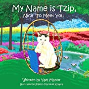 Children's book: My Name is Tzip, Nice to Meet You