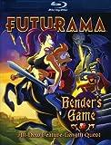 Futurama: Bender's Game [Blu-ray] [Import]
