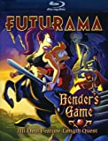 Futurama: Bender's Game Blu-ray