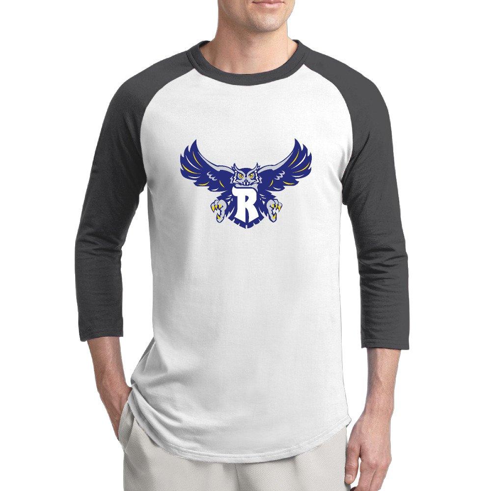 Cute 34 Sleeve S Rice University Owls Shirts