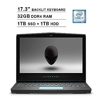 Amazon.com: 2019 Newest Dell Alienware 17 R5 17.3 Inch FHD ...
