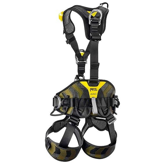 Petzl Avao BOD 2 C98 a, Black/Yellow, 2: Amazon.es: Deportes y ...