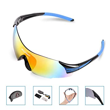 eb3306a298 Gafas de sol para deportes al aire libre OUTAD, gafas de montar, aptas para