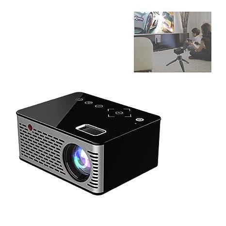 GJZhuan Proyector Portátil Mini T200: Amazon.es: Electrónica