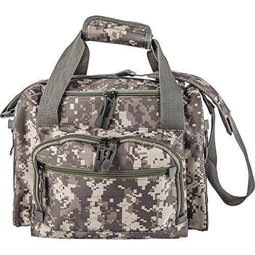 (Extreme Pak Digital Camo Cooler Bag w/Zip-Out Liner (Camo))