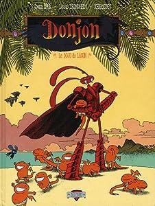 """Afficher """"Donjon Crépuscule n° 4 Le dojo du lagon"""""""