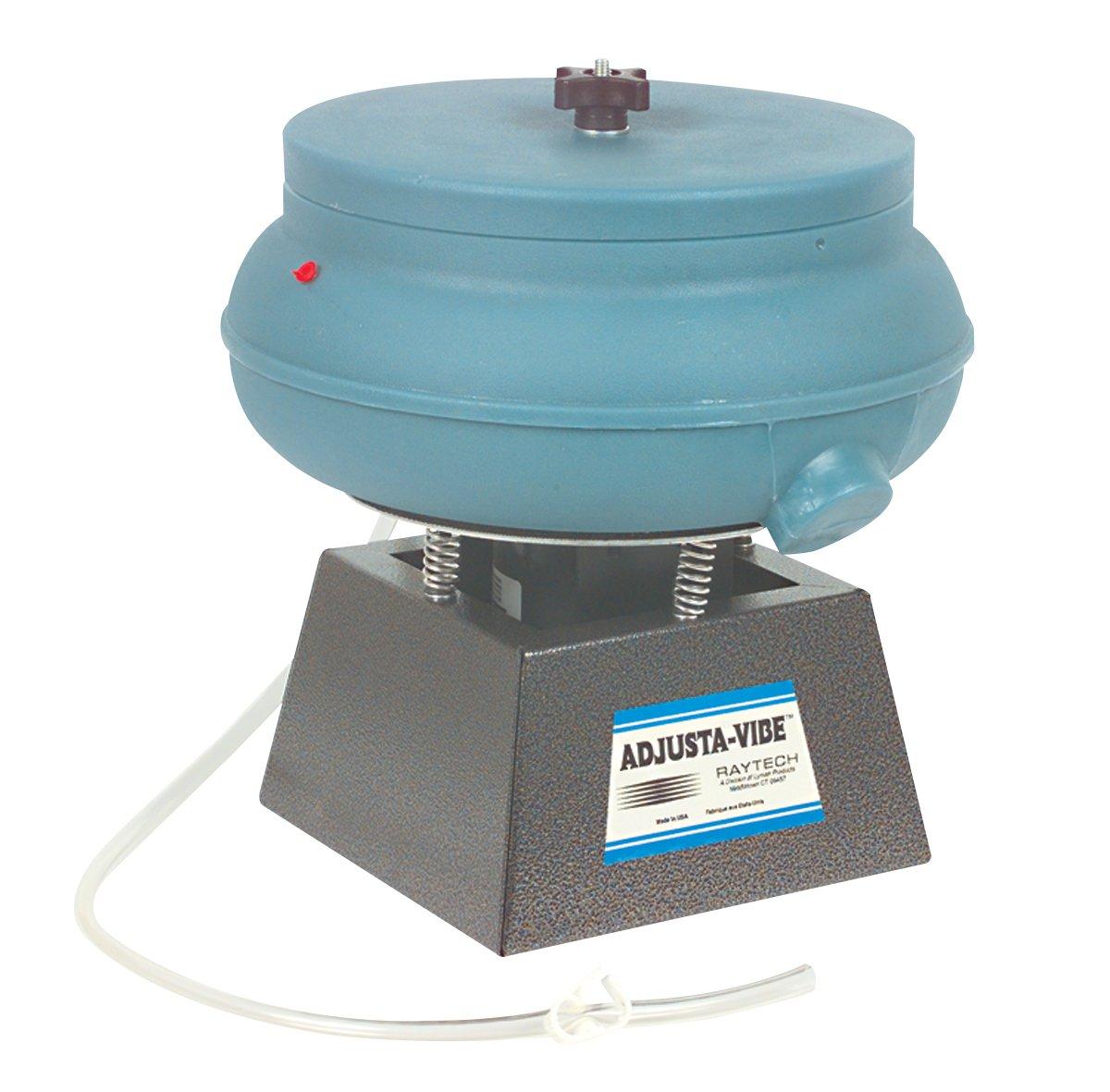 Raytech AV-25 Vibratory Tumbler, Cleaning & Maintenance Products ...