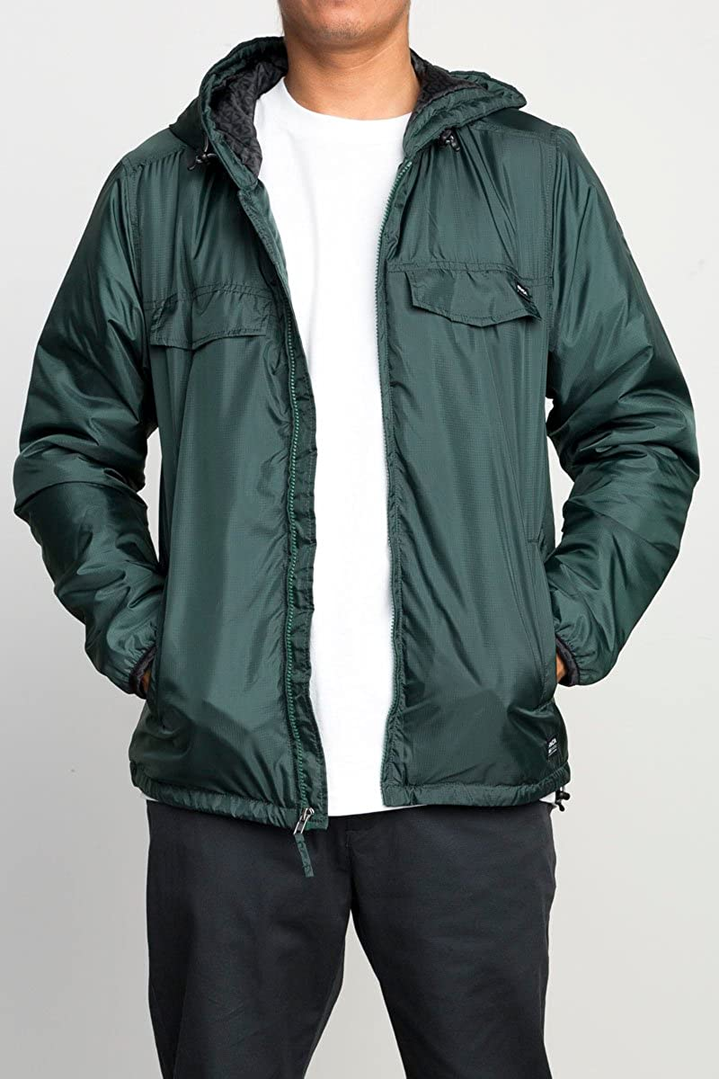 RVCA Mens Tracer Jacket