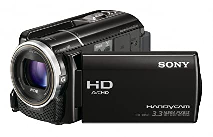amazon com sony hdr xr160 high definition handycam camcorder rh amazon com sony handycam hdr-xr160 software download sony handycam hdr-xr160 software download
