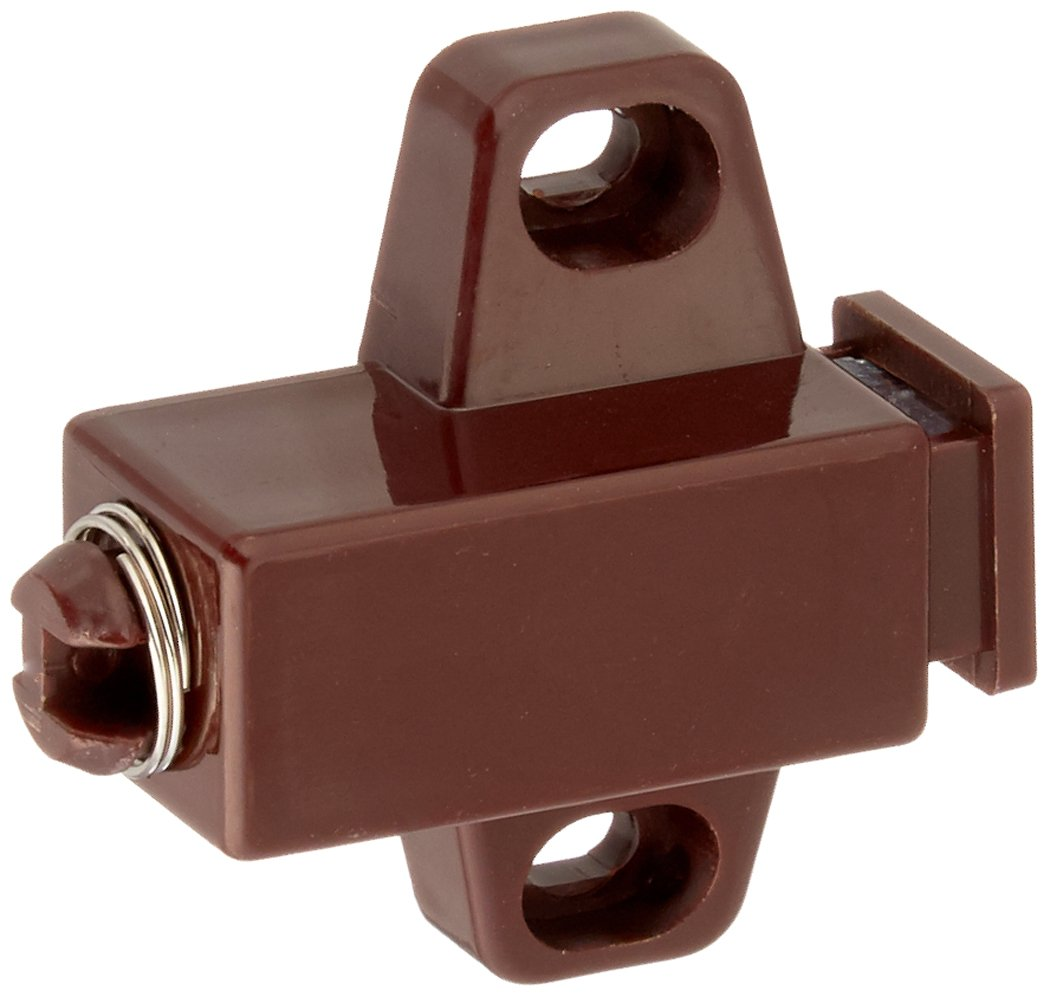 NEW AMEROCK BP32301-BR BROWN CABINET TOUCH LATCH