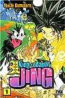 King of Bandit Jing, tome 1 par Kumakura