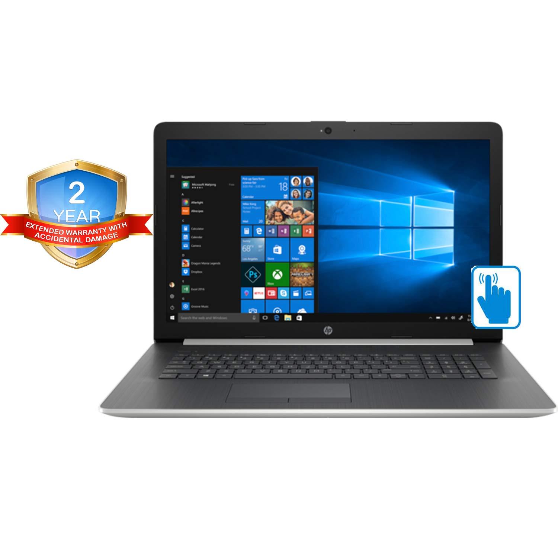 最新作の HP 17z (AMD 17.3 TouchScreen Laptop in Radeon Silver (AMD HDD Ryzen 3 2200U, 16GB RAM, 1TB HDD + 256GB SSD, 17.3