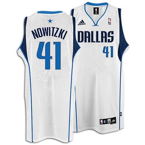 Amazon.com   Dirk Nowitzki Swingman Jersey - Dallas Mavericks Jerseys (White)    Sports   Outdoors b42cd2001